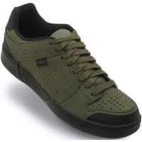 Giro Jacket II Flat Pedal Mountain Shoes 2020 - Olive/Black