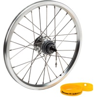 Brompton 6 Speed BWR Rear Wheel