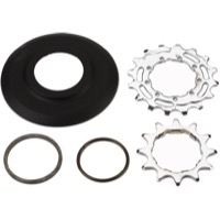 Brompton Sprocket Sets With Chain Guide