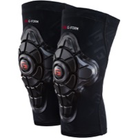 G-Form Pro-X Knee Pads - Black/Embossed G