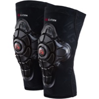 G-Form Pro-X Youth Knee Pads - Black/Embossed G