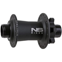NS Bikes Rotary 20mm Disc Front Hub - 20 x 110mm Thru Axle