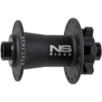 NS Bikes Rotary 15mm Disc Front Hub - 15 x 100mm Thru Axle