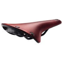 Brooks Cambium C17 All Weather Saddle - Red