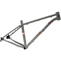 "Soma Juice 29"" Belt Drive Frame - Battleship Gray"