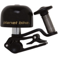 Planet Bike Courtesy Clincher Bell - Black