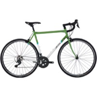 All-City Mr. Pink Classic Complete Bike - Green and White
