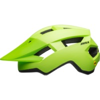 Bell Spark Jr. MIPS Helmet 2019 - Matte Bright Green/Black