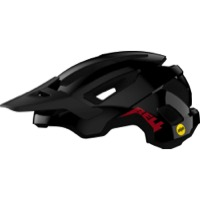 Bell Nomad Jr. MIPS Helmet 2019 - Gloss Black/Crimson