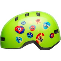 Bell Lil Ripper Child Helmet 2020 - Monsters Gloss Green