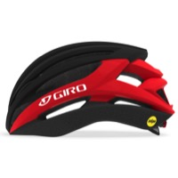 Giro Syntax MIPS Helmet 2019 - Matte Black/Bright Red