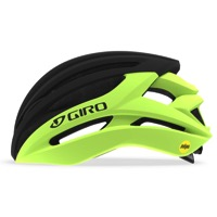 Giro Syntax MIPS Helmet 2019 - Highlight Yellow/Black