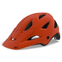 Giro Montaro MIPS Helmet 2019 - Matte Deep Orange/Warm Black
