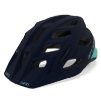 Giro Hex Helmet 2019 - Matte Midnight/Faded Teal