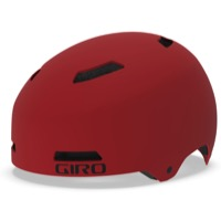 Giro Quarter Helmet 2019 - Matte Dark Red