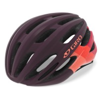 Giro Saga MIPS Women's Helmet 2019 - Matte Dusty Purple Bars
