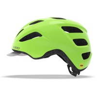 Giro Trella MIPS Women's Helmet - Highlight Yellow/Silver