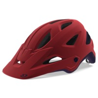 Giro Montara MIPS Women's Helmet 2019 - Matte Dark Red Split