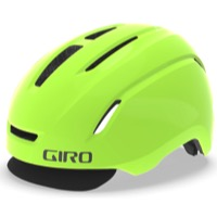 Giro Caden Helmet 2019 - Matte Highlight Yellow