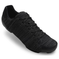 Giro Republic R Knit HV Road Shoes 2019 - Black/Charcoal Heather