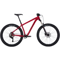 Salsa Timberjack Deore 1x 27.5+ Complete Bike - Red