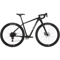 Salsa Cutthroat Carbon Apex 1 Complete Bike - Black on Black