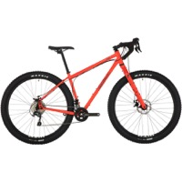 "Salsa Fargo Tiagra 29"" Complete Bike - Orange"