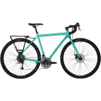 Salsa Marrakesh Drop Bar Complete Bike - Blue