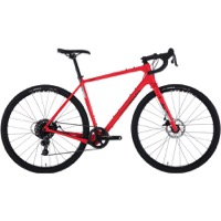 Salsa Warbird Carbon Apex 1 Complete Bike - Red