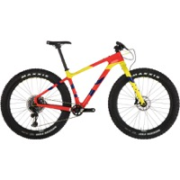 Salsa Beargrease Carbon X01 Eagle Fat Bike - Red