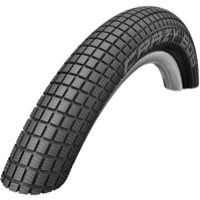 "Schwalbe Crazy Bob ADDIX Performance 20"" Tire - 406 ISO Diameter"