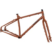 Surly ECR 27.5+ Frameset - Norwegian Cheese Brown