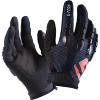 G-Form Pro Trail Gloves - Black Topo