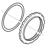 Campagnolo Disc Lockring
