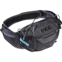 EVOC Hip Pack Pro 3L Hip Pack - Black/Carbon Grey