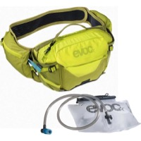 EVOC Hip Pack Pro + 1.5L Hydration Hip Pack - Sulphur/Moss