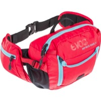 EVOC Hip Pack Race 3L Hip Pack - Red/Neon Blue