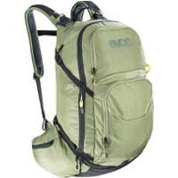 EVOC Explorer Pro 30L Backpack - Heather Light Olive
