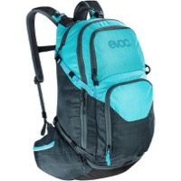 EVOC Explorer Pro 30L Backpack - Heather Slate/Heather Blue