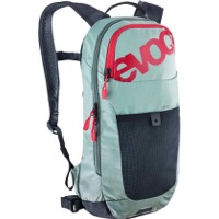 EVOC Joyride Backpack - Olive/Red