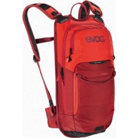 EVOC Stage 6 + 2L Hydration Pack - Orange/Chili Red
