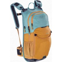 EVOC Stage 12 Backpack - Aqua Blue/Loam