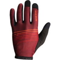 Pearl Izumi Divide Gloves 2019 - Torch Red/Russet