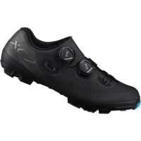 Shimano SH-XC7 Wide Mountain Shoes 2021 - Black