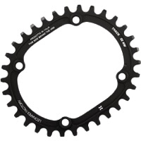 Leonardi Track Narrow Wide Chainrings