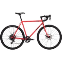 Surly Straggler 650b Apex 1x Complete Bike 2019 - Salmon Candy Red