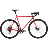 Surly Straggler 700c Apex 1x Complete Bike 2019 - Salmon Candy Red
