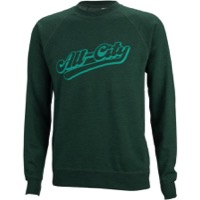 All-City Throwback Crew Sweatshirt - Green