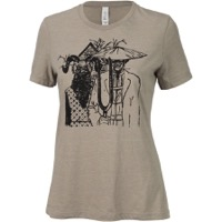 Surly Gothic Women's T-Shirt - Stone