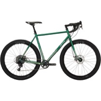 All-City Gorilla Monsoon Complete Bike - Green Fade